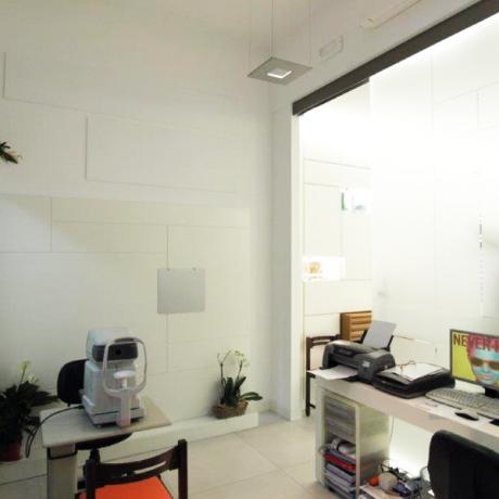 Ottica Bertoli - Laboratorio interno